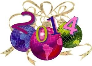Bonne et heureuse année 2014!